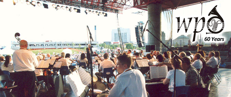 Winnipeg Pops Orchestra - Scotiabank Stage - The Forks